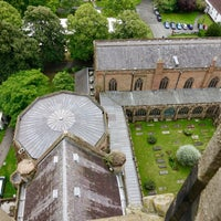 Photo taken at Worcester Cathedral Tower by Tim on 7/29/2017