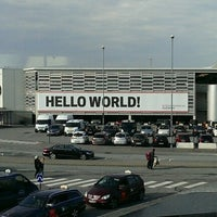 Photo taken at Stavanger Airport Sola (SVG) by Olav K. on 5/18/2013