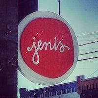 Photo taken at Jeni's Splendid Ice Creams by Fo K. on 1/29/2014
