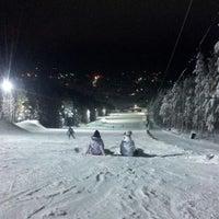 Снимок сделан в ГЛК Гора Пильная пользователем Jekoz K. 12/27/2012