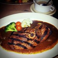 Photo taken at Cherating Steakhouse by Nurfarhana I. on 5/25/2013
