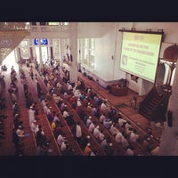 Photo taken at Universiti Teknologi Malaysia (UTM) by Roslan T. on 10/12/2012