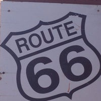 Photo taken at Route 66 Motel by Elina A. on 4/20/2014