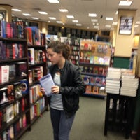 Photo taken at Barnes & Noble by marc s. on 10/7/2012