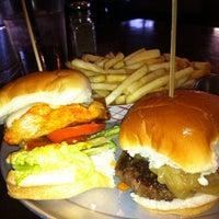Photo taken at The Slider Inn by Bryant W. on 11/8/2012