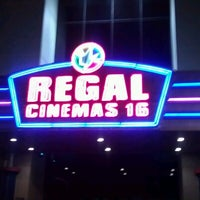 Photo taken at Regal Cinemas Brandywine Town Center 16 by Joie M. on 12/6/2012