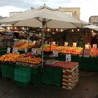 Photo taken at Cambridge Market by Anton on 10/15/2012