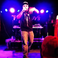 Photo taken at Peabody's Concert Club by joe on 10/20/2012