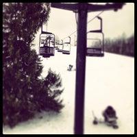 Photo taken at Alpine Valley Ski Area by joe on 1/6/2013
