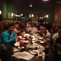 Photo taken at O'Charley's by Coach Doug Newman on 2/9/2014