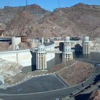 Photo taken at Hoover Dam by Paul H. on 4/19/2013
