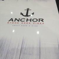 Photo taken at Anchor Stone Deck Pizza by Devon H. on 4/27/2013