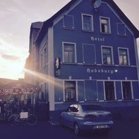Photo taken at Hotel Habsburg by Trayan M. on 6/29/2015