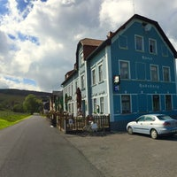 Photo taken at Hotel Habsburg by Trayan M. on 6/24/2015