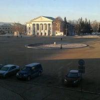 Photo taken at Площадь октября. by Андрей К. on 3/19/2015