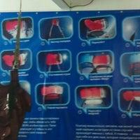 "Photo taken at Авиационно-технический спортивный клуб ""Сокол"" by Андрей К. on 5/17/2014"