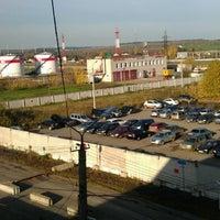 """Снимок сделан в Гостиница """"Полёт"""" / Polyot Hotel Perm пользователем Андрей К. 9/23/2015"""