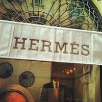 Foto diambil di Hermès oleh Ariel C. pada 1/25/2013
