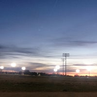 Photo taken at Mike Rose Soccer Complex by Carolyn B. on 4/17/2014