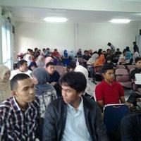 Photo taken at Training Center Unsyiah by fakhrurrazi a. on 10/15/2012