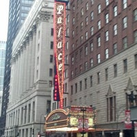 Photo taken at Cadillac Palace Theatre by Robert G. on 12/16/2012