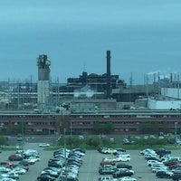 Photo taken at Ford River Rouge Factory Tour by Sheryl L. on 4/29/2017