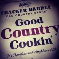 Photo taken at Cracker Barrel Old Country Store by Ariel M. on 7/28/2013