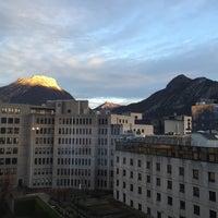 Photo taken at Hipark Residences Grenoble by François on 12/12/2014