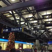 Photo taken at VIA Rail Ottawa by Bruno M. on 12/13/2012