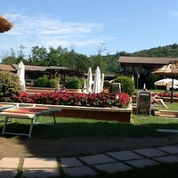 Photo taken at Golf Piscine by Massimiliano E. on 8/11/2013