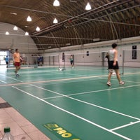Photo taken at Badminton na Výstavišti by Jan V. on 12/31/2013