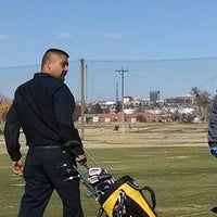 """Photo taken at Ascarate Golf Course by """"W!)d> &. on 12/9/2013"""
