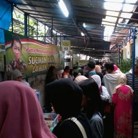 Photo taken at Pasar Sore Ramadhan KAUMAN by Asep A. on 7/21/2013