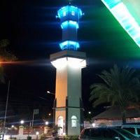 Photo taken at Masjid Besar Al-Izhar Kutoarjo by Asep A. on 10/5/2012
