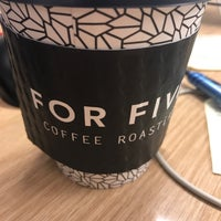 9/28/2017にPort L.がFor Five Coffee Shopで撮った写真