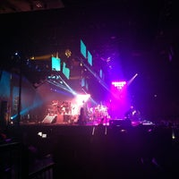 Photo taken at Mark G. Etess Arena by Geoff on 5/12/2013