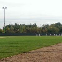Photo taken at Heerenschuerli Baseball Stadium by Jan F. on 9/22/2013