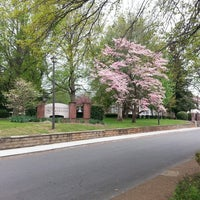Photo taken at Tennessee Wesleyan College by Laura B. on 4/19/2014
