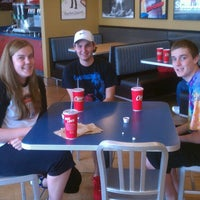 Photo taken at Raising Cane's Chicken Fingers by Averie N. on 3/17/2013