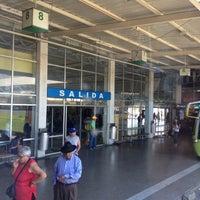 Photo taken at Terminal de Buses María Teresa by Claudia on 1/5/2013