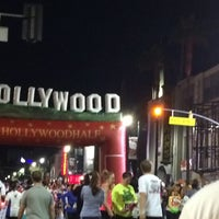 Photo taken at Hollywood Half Marathon & 5k / 10k by Anne D. on 4/5/2014