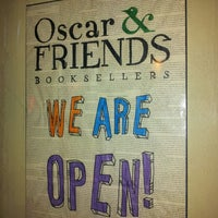 Photo taken at Oscar & Friends by Charmian N. on 8/4/2014