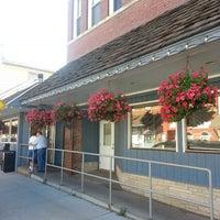 Photo taken at Borgen's Cafe by Nikki Z. on 7/16/2013