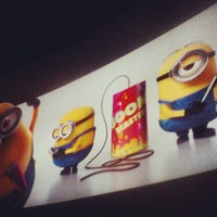 Photo taken at Moviecom Cinemas by karynashay on 7/30/2013