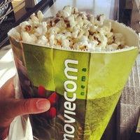 Photo taken at Moviecom Cinemas by karynashay on 7/29/2013