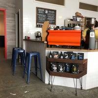 Photo taken at Burly Coffee by Samuel B. on 5/28/2017