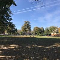 Photo taken at Herbert Von King Park by Samuel B. on 10/22/2017