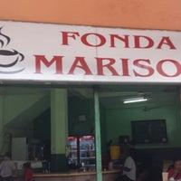Photo taken at fonda marisol by Bernardo A. on 4/26/2014