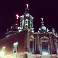 Photo taken at Parroquia Del Sagrado Corazon by Jose Carlos O. on 12/31/2013