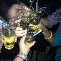 Photo taken at Karaoke 619 by Paola on 10/20/2012